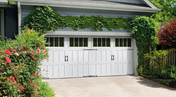 Amarr Classica Carriage House Steel Garage Door Collection Indy